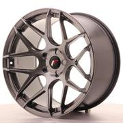 Japan Racing JR18 20x11 ET20-30 5H Custom Hiper Black