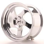Japan Racing JR15 17x9 ET25 Custom Vacum Chrome