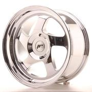 Japan Racing JR15 16x8 ET25 Custom Vacum Chrome