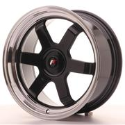 Japan Racing JR12 17x8 ET35 Custom Gloss Black