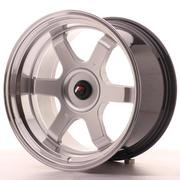 Japan Racing JR12 18x10 ET20-22 Custom Hyper Silver