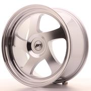 Japan Racing JR15 18x8,5 ET20-40 Custom Machined Silver