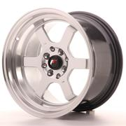 Japan Racing JR12 16x9 ET20 Custom Hyper Silver