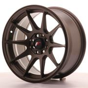 Japan Racing JR11 16x8 ET25 4x100/114 Matt Bronze