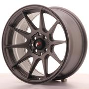 Japan Racing JR11 16x8 ET25 4x100/114 Matt Gun Metal