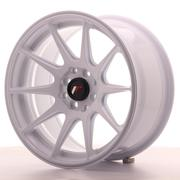 Japan Racing JR11 16x8 ET25 4x100/114 White
