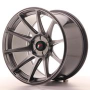Japan Racing JR11 18x10,5 ET22 5H Blank Dark Hiper