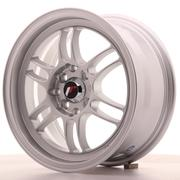 Japan Racing JR7 15x8 ET12 4H Custom Silver