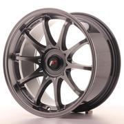 Japan Racing JR5 18x9,5 ET35-38 5H Custom Hyper Black