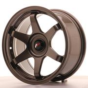 Japan Racing JR3 16x8 ET25 Custom Bronze