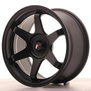 Japan Racing JR3 16x8 ET25 Custom Matt Black