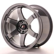 Japan Racing JR3 18x10,5 ET15-35 Custom Hyper Black