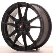 Japan Racing JR21 17x7 ET25 4x100/108 Matt Black