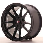 Japan Racing JR21 17x9 ET20 5x100/114,3 Matt Black