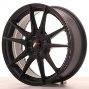 Japan Racing JR21 17x7 ET40 5x108/112 Matt Black