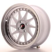Japan Racing JR26 16x8 ET30 4x100 White