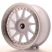 Japan Racing JR26 17x8 ET20-35 Custom White