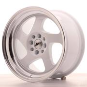 Japan Racing JR15 16x9 ET20 4x100/108 White