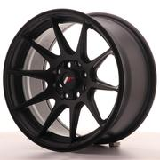 Japan Racing JR11 16x8 ET25 4x100/108 Flat Black