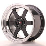 Japan Racing JR12 16x9 ET10 4x100/114 Gloss Black