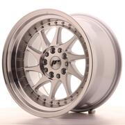 Japan Racing JR26 17x10 ET20 5x100/114 Machined Silver
