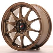 Japan Racing JR5 16x7 ET30 4x100/108 Dark Anodiz Bronze