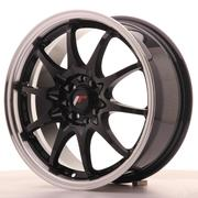 Japan Racing JR5 16x7 ET30 4x100/108 Gloss Black