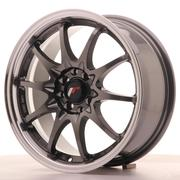 Japan Racing JR5 16x7 ET30 4x100/108 Gun Metal