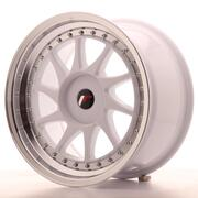 Japan Racing JR26 17x9 ET20-35 Custom White