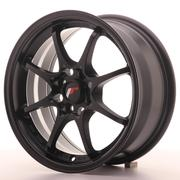 Japan Racing JR5 15x7 ET35 4x100 Matt Black