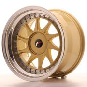 Japan Racing JR26 17x10 ET20-25 Custom Gold