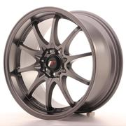 Japan Racing JR5 17x8,5 ET35 4x100/114,3 Matt Gun Metal