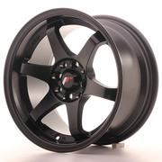 Japan Racing JR3 15x8 ET25 4x100/108 Matt Black