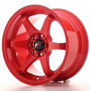 Japan Racing JR3 15x8 ET25 4x100/108 Red