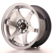 Japan Racing JR3 15x8 ET25 4x100/114 Hyper Silver