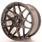 Japan Racing JR18 16x7 ET25 4x100/108 Bronze