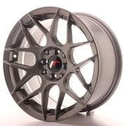 Japan Racing JR18 16x7 ET25 4x100/108 Gun Metal