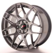 Japan Racing JR18 16x7 ET25 4x100/108 Hyper Black