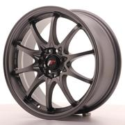 Japan Racing JR5 17x7,5 ET35 5x100/114,3 Matt Gun Metal