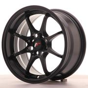 Japan Racing JR5 15x8 ET28 4x100 Matt Black