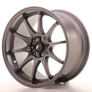 Japan Racing JR5 17x9,5 ET25 4x100/114,3 Matt Gun Metal