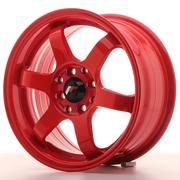 Japan Racing JR3 15x7 ET40 4x100/114 Red