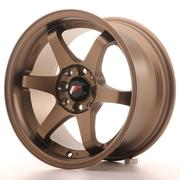 Japan Racing JR3 15x8 ET25 4x100/108 Anodiz Bronze
