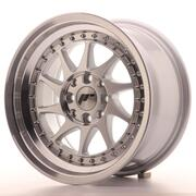 Japan Racing JR26 15x8 ET25 4x100/108 Machined Silver