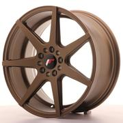 Japan Racing JR20 18x8,5 ET40 5x112/114 Matt Bronze
