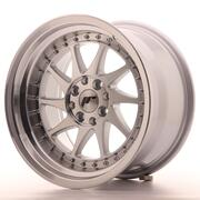 Japan Racing JR26 16x9 ET20 4x100/108 Machined Silver