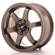 Japan Racing JR3 15x7 ET40 4x100/114 Bronze