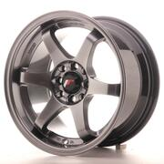 Japan Racing JR3 15x8 ET25 4x100/108 Hyper Black