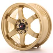 Japan Racing JR3 15x7 ET40 4x100/114 Gold