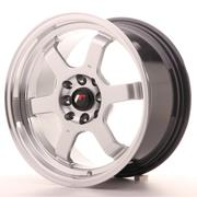 Japan Racing JR12 16x8 ET33 4x100/108 Hyper Silver